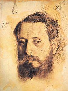 Edgar Degas -The Duke of Morbilli
