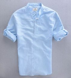 15 Best Comfortable Linen Shirts For Men in Trend