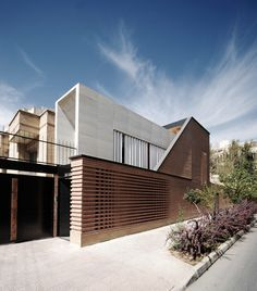 Cool office design in Isfahan Iran, from 4x12 Atelier / USE Studio