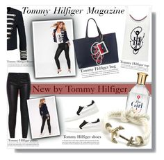 """""""Tommy Hilfiger Sailor Style"""" by fashion-and-beauty-miracles ❤ liked on Polyvore featuring Tommy Hilfiger"""