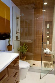 Creative Tiny House Bathroom Remodel Ideas 29