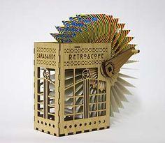 Sarabande: Wonderful Optical Toys and Pop-Up Cards