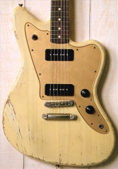 Show me some Jazzmaster/Jaguar inspired guitars!!! - Harmony Central