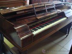 Organo teclado farfisa capitol 2 pisos teclas de pie y de for Muebles capitol