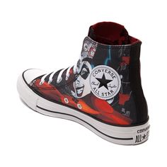 Converse All Star Harley Quinn Sneaker- I JUST CRIED A LITTLE