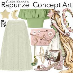 Cute Disney Outfits, Disney Bound Outfits, Outfits For Teens, Girl Outfits, Cute Outfits, Princess Inspired Outfits, Estilo Disney, Witch Outfit, Disney Cosplay