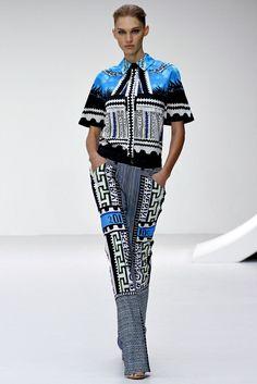 Mary Katrantzou Spring 2013 Ready-to-Wear Collection Slideshow on Style.com