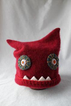 Monster hat!