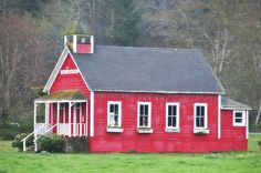 Northern California School House