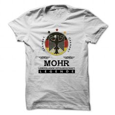 I Love [SPECIAL] MOHR Life time member T shirts