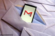 Here are some great features of the Gmail app. It is always a good idea to learn about every feature of your apps that you can so you get the best use of your technology.