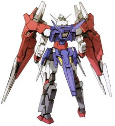 AGE-2DC Gundam AGE-2 Double Blade