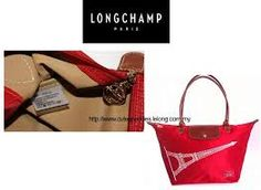 Longchamp Eiffel Tower Le Pliage