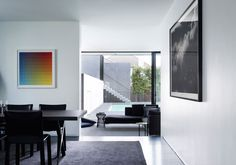 cabbagerose:  south yarra residence, melbourne/carr design group via: carr