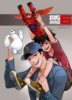 http://pitviperofdoom.tumblr.com/post/117023277378/wlfgrrl-hamada-brothers-big-hero-6-by-chayi105