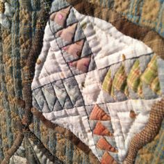 The Quilt Festival Exhibit of Japanese quilts inspired by the work of Reiko Kato (one of my first quilt crushes!)