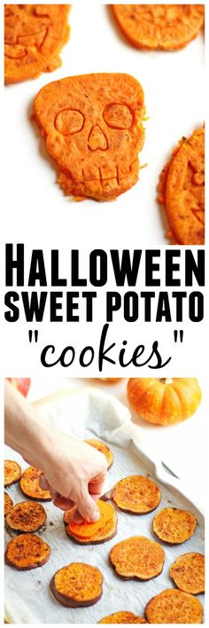 Halloween sweet pota