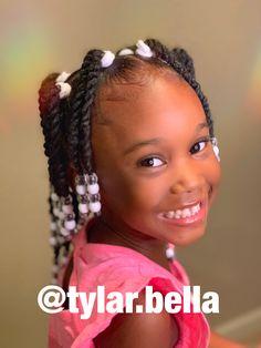 Black Kids Hairstyles, Toddler Hairstyles, Natural Hairstyles For Kids, Back To School Hairstyles, Braided Mohawk Hairstyles, Twist Hairstyles, Protective Hairstyles, Kid Braid Styles, Twist Styles