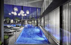 Quellenhof - Kubatur - Indoor Einstieg - Naturbadesee - Wohnfläche - Luxury Resort Lazise - Bella Bianca al Lago - Gardasee - Italien Bio Sauna, Spa Hotel, Wellness Spa, Chill, Relax, Europe, Italy, Luxury, Resort