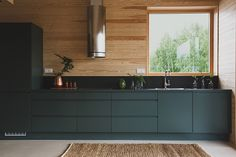 Puustelli on Behance Bathroom Interior, Home Interior, Kitchen Interior, Interior Design, Kitchen Layout, Kitchen Design, Cabin Kitchens, A Frame House, Cabins And Cottages