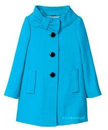 blue coat as seen on New Girl