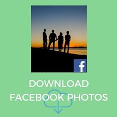 If you are looking for a way to safely download, back up your Facebook pictures & videos? Here are 7 free options (#3 is my favorite) that still work in 2016.
