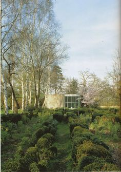 """""""Chapels in the Landscape"""": Erwin Heerich's 11 Pavilions for the Museum Insel Hombroich – SOCKS"""