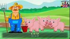 Learn to sing Old MacDonald had a farm in Spanish.  Great song to learn the names of farm animals in Spanish.