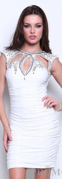 Sexy mini dress