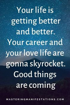 10 Best Law of Attraction & Manifestation Quotes, Sayings and Affirmations (Part. - Cherise on Attraction Missing Family Quotes, Life Quotes Love, Love Quotes For Her, Cute Love Quotes, Quotes Quotes, Quotes Women, Crush Quotes, Manifestation Law Of Attraction, Law Of Attraction Affirmations