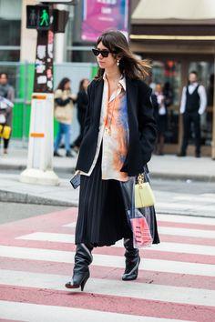 Street style a la Fashion Week automne-hiver 2018-2019 de Paris 175
