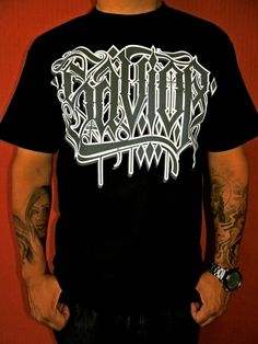Savior Brand X Defer Collabo (Black) from SAVIOR BRAND