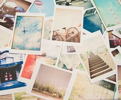 I forget how I love Polaroids