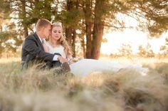 Country Mounatin Wedding