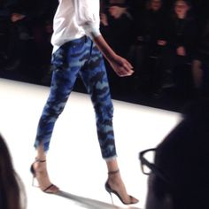 Loving all the fresh takes on denim at #JoeFresh, like these camo-wash jeans