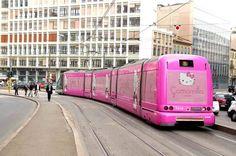 Hello Kitty Metro