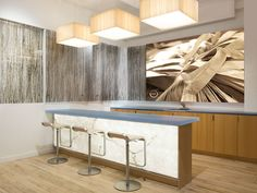 3form NY Showroom | Fray Kitchen | Installations | 3form