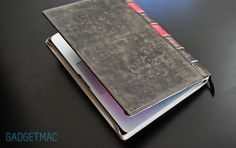 """Nice Apple Macbook 2017: Twelve South BookBook Leather Case for MacBook Air 13"""" Review  I AM going to get this fosho!!!!"""
