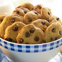 Unbelievable Chocolate Chip Cookies with a little health kick...