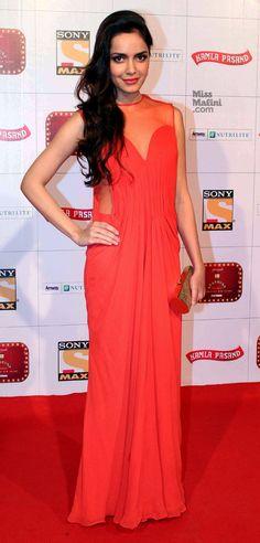 Shazhan Padamsee in Gaurav Gupta — Stardust Awards 2013