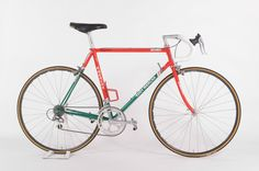 7-Eleven Eddy Merckx - I think this is 1989 style (it's a reproduction / rebuild)