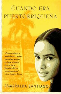 """From a rippled zinc shack in rural Puerto Rico to """"the better life"""" in a decaying Brooklyn tenement, Esmeralda Santiago's Puerto Rican childhood is one of sorcery, smoldering war between the sexes, and high comedy. Hers is a portrait of a harsh but enchanted world that can never be reclaimed."""