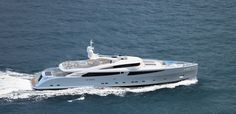 43 Meter Yacht for Sale - Granturismo Isa Yachts