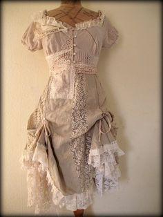 shabby romantic clothes