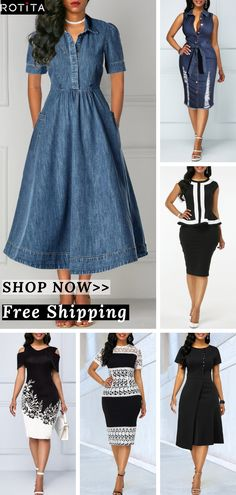 Summer Semi-formal Dresses – Best Fashions for All Best Prom Dresses, Cheap Dresses, Casual Dresses, Fashion Dresses, Dresses Dresses, Semi Formal Outfits For Women, Semi Formal Dresses, Future Clothes, Leather Dresses