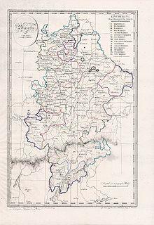 Gefürstete Grafschaft Tirol um 1808 – bei der Übernahme von Bayern zählte, nach bayerischen Berechnungen, 618.857 Einwohner, davon ca. 100.000 erwerbslos, auf einer Fläche von 24.918 Quadratkilometer. Mehr als ein Drittel der Einwohner Tirols, etwa 289.000, lebte in Welschtirol, damals bis zum Garda-See. Bei 3,5 Millionen Einwohnern im Königreich Bayern stellten die Tiroler also seit 1806 mit einem Sechstel der Einwohner einen beachtliche Teil der Gesammtbevölkerung