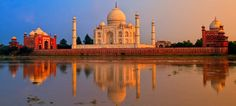Explore the timeless Taj Mahal, before embarking on a seven-night Ganges River cruise into the heartland of rural India. Experience fabled Kathmandu and enjoy a flightseeing tour of epic Mount Everest.