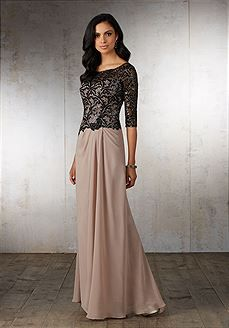 Mother of the Bride Dresses MGNY 71524 Mother of the Bride Dresses Image 1