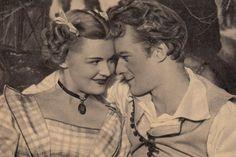 Krencsey Marianne és Darvas Iván a Liliomfi c. 1954-es filmben