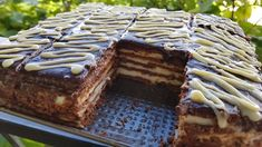 Greek Desserts, Greek Recipes, Italian Recipes, Cacao Recipes, Torte Cake, Greek Dishes, Bread And Pastries, Flan, Good Food